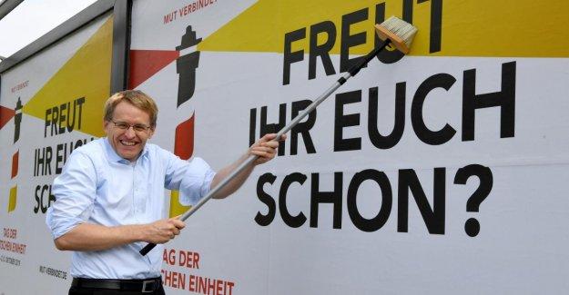 Journée de l'Unité Allemande: Pourquoi nous célébrons le 3. Octobre, justement, à Kiel?