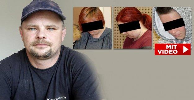 Juridiction: Peines de prison pour les Femmes, l'Homme à la recherche de Trois à le tuer