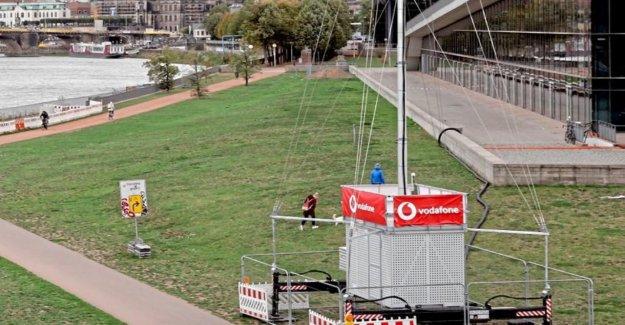 L'Internet rapide: 5 Questions à 5G à Dresde