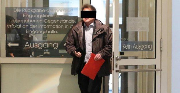 Le procès devant le Tribunal de Bonn: les Enseignants köderte de Filles sur Internet