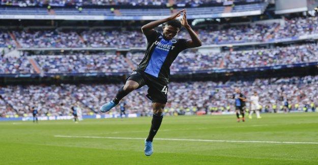 Ligue des Champions Roundup de 2. Match Real Madrid - Vue