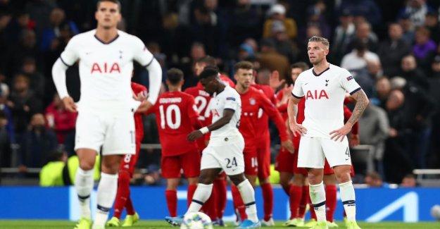 Ligue des Champions: le Bayern a Tottenham râpé – la revue de Presse de 7:2