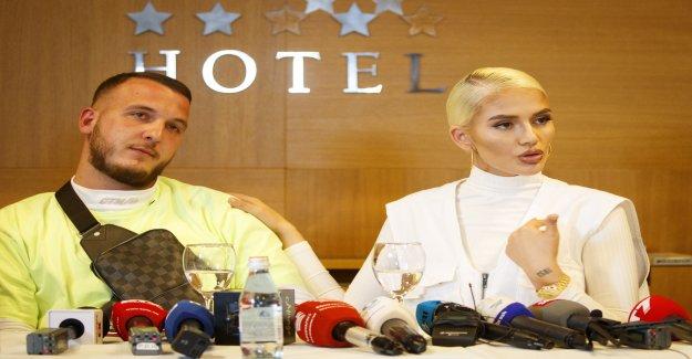 Loredana et Mozzik: vous êtes-vous séparés? - Vue