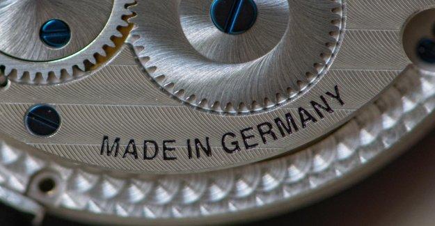 Made in Germany: Label de qualité a, selon les enquêtes de conjoncture de la meilleure Réputation dans le monde entier