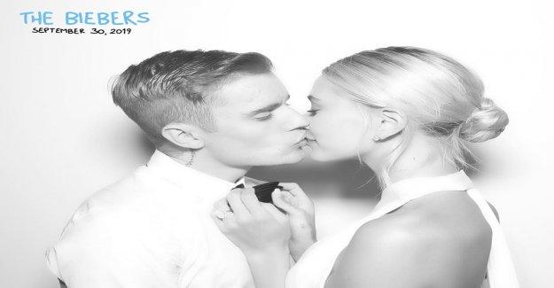 Mariage de Justin Bieber et Hailey: c'était la 2. Mariage - Vue