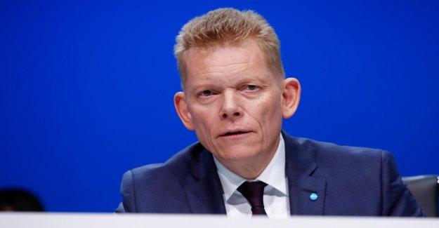 Martina Merz prend - Thyssenkrupp se sépare de Boss Kerkhoff
