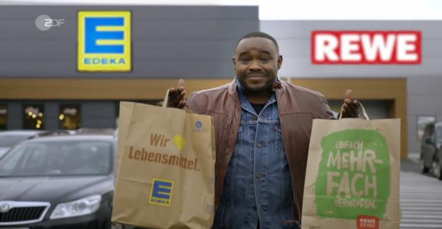 Nelson Müller dans la ZDF: Rewe ou Edeka – où vous obtenez plus pour votre Argent?