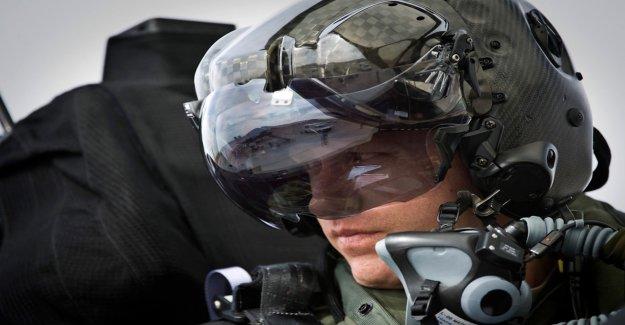Nouveau F-35-Pilotenhelm coûte autant que 30 VW Golf - Vue
