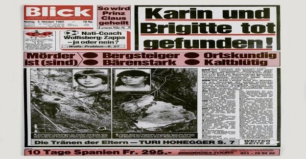Nouveau Témoin dans l'Kristallhöhlenmord - Vue