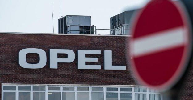 Opel: le chômage Partiel à Rüsselsheim, six Mois dans l'Usine-mère pas le Soir