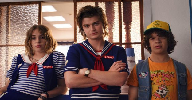 Stranger Things: la Saison 4 arrive avec une grosse Surprise!