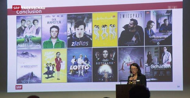 Streaming: la Télévision Suisse veut faire Concurrence à Netflix - Vue