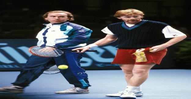 Tennis: Star Coach de Gunter Bresnik tire contre les Jeunes - Vue