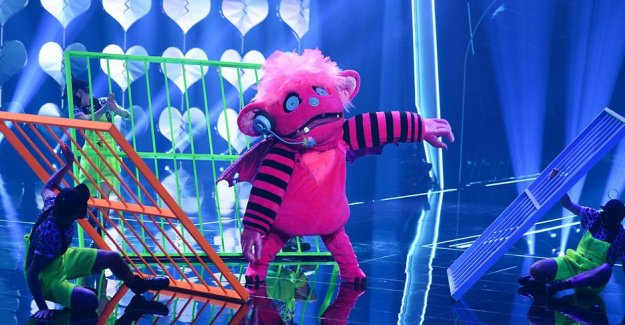 «The Masked Singer» vient 2020 en Suisse - Vue