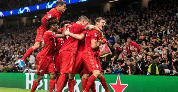 Tottenham – Bayern 2:7: Super Victoire en Ligue des Champions