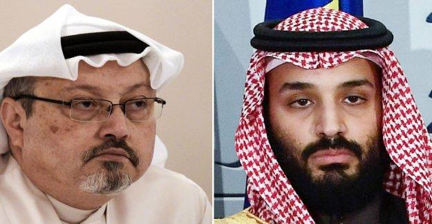 Turquie: le Meurtre de l'Arabie Journaliste Khashoggi. Arabie saoudite, le Cheikh se cache derrière le Fait