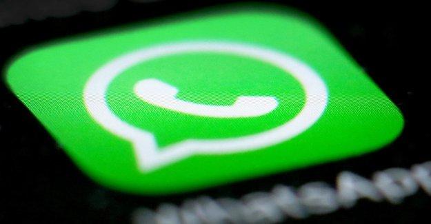WhatsApp: Remarques sur selbstlöschende Messages apparus