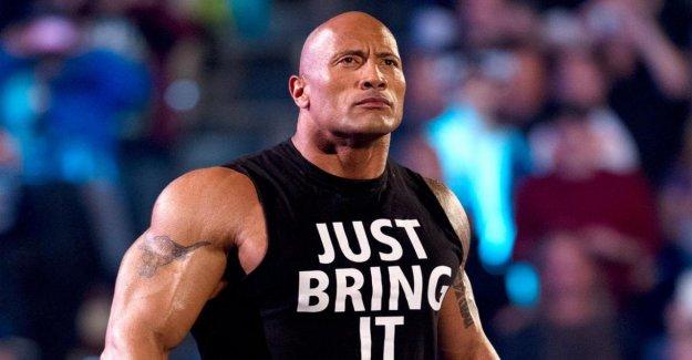 Wrestling-Marteau: The Rock augmente de nouveau dans le WWE Ring