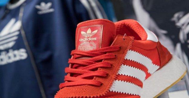 Après une année Record: Adidas s'attend à autre la croissance des Bénéfices, mais sous Réserve