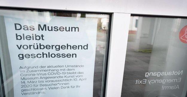 Contre le Covid-19-Koller: Ces Musées, Vous pouvez à la Maison à visiter