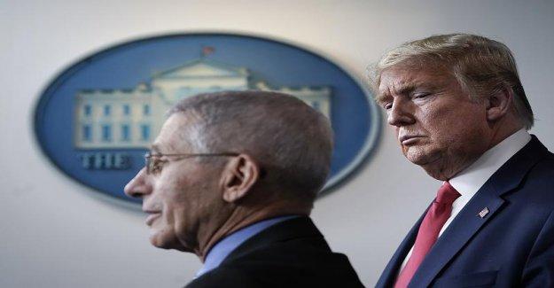 L'américain Drosten: Combien de temps peut-il Trump ou contredire?