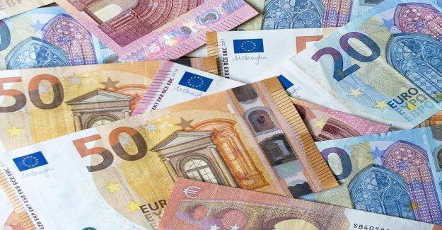 Le crédit pour les moins de 13%: 1000 Euros emprunter, mais seulement 915,79 Euros à rembourser