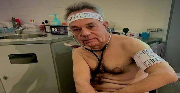 Le médecin se montre nue sur Facebook et de pouvoir, ainsi, de grands Mauvaise attentivement