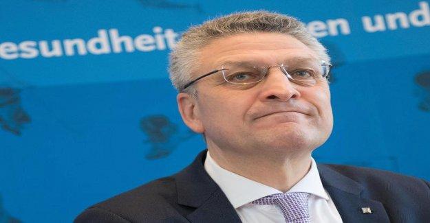 NRW-Ministre de la santé Laumann: Tout faire pour que nos Hôpitaux dans l'intimité de travailler