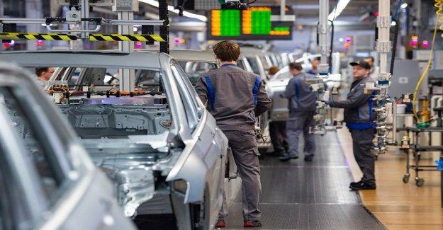 Volkswagen augmente à nouveau le bonus annuel pour le Personnel