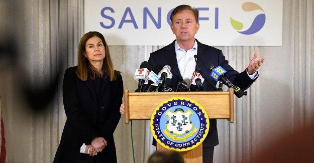 Connecticut gouverneur sons d'avertissement sur les coronavirus réserve: Nous sommes sur notre propre