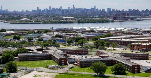 Rikers Island détenus de départ perturbations, exigeant des produits de nettoyage comme coronavirus préoccupations, indique le rapport de la
