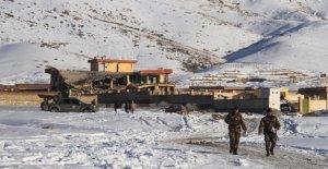 Afghanistan: le Nombre de Morts après un Attentat, en Geheimdienstbasis