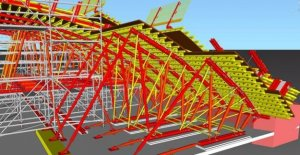 Bauwerksdatenmodellierung: Pont Vert, le vert de la Table