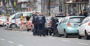 Berlin Policier renversé: Volatile Membre du Clan arrêté!