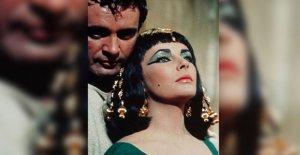 Cléopâtre et Marc antoine: Égyptologue...