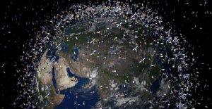 De plus en plus de Satellites, des Sondes,des Débris: le Danger de l'espace!