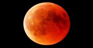 Éclipse de lune 2019: Quand et où Vous le sixième sens aujourd'hui Nuit