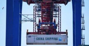 En raison de la guerre douanière de la Chine la Croissance tombe sur un plus bas historique