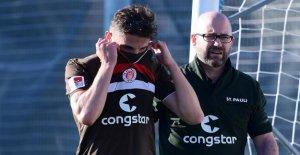 FC St Pauli-chef du service des sports Stöver : Kiezklub recherche pour Ziereis Remplacement