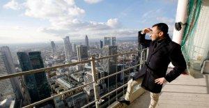 Francfort: en 2019, c'est l'Année des Immeubles de grande hauteur: Haut'n nous vivons