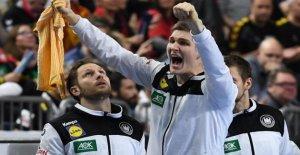 Handball-championnats du monde: Finn Lemke Allemagne annonce de la Victoire contre la Croatie