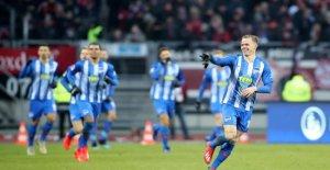 Hertha BSC: Double-Duda gagne Rolex et pres de vous