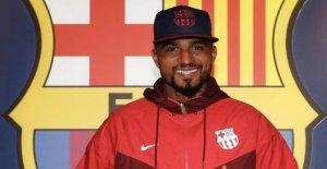 Kevin-Prince Boateng: ce que veut Le FC Barcelone avec lui