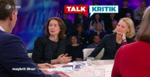 Maybrit Illner: Katarina Orge veut...