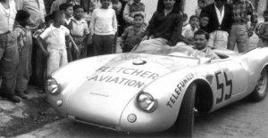 Projet pilote: Une Porsche de Course pour Bricoler