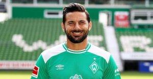 Prolonge le Werder de Brême, avec Claudio Pizarro? À partir de Mars, il s'Entretiens