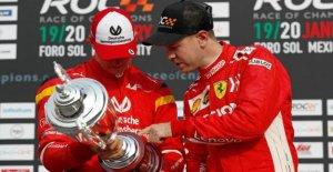 Race of Champions: Mick Schumacher envole Sebastian Vettel dont