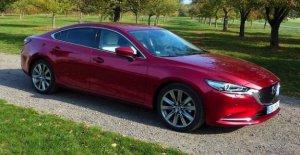 Rover Mazda 6: Lignes Fines et des graisses Coussin