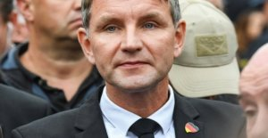 Syndicat demande: les Policiers de l'AfD doivent se distancer Höcke