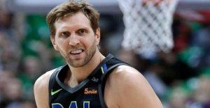 Basketball: NBA, la Star Dirk Nowitzki déclenche énorme Twitter Débat